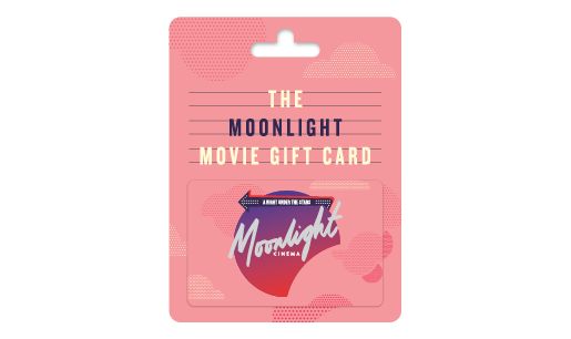 Moonlight Cinema Movie Gift Card
