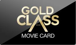 Gold Class Gift Card
