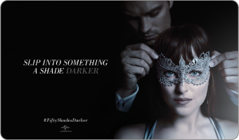 Fifty Shades Darker Gift Card