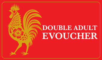Chinese New Year - Double Adult eVoucher