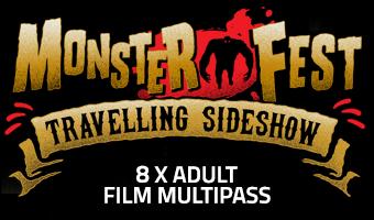 MONSTER FEST - 8 x Adult Multipass