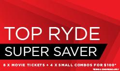 Top Ryde Super Saver