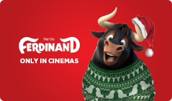 Ferdinand Movie Gift Card