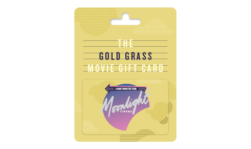 Moonlight Gold Grass Gift Card