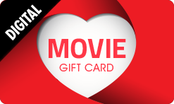 Heart Movie eGift Card
