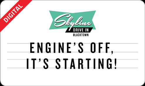 Skyline Drive-In eGift Card