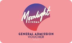 Moonlight Cinema Gift Voucher