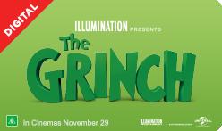 The Grinch eGift Card