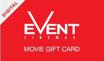 Cinebuzz $60 eGift Card