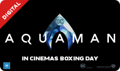 Aquaman eGift Card