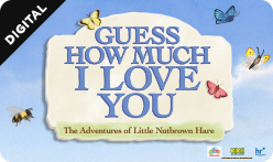 'Guess How Much I Love You' eGift Card