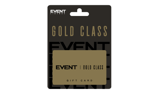 Event Gold Class Gift Card