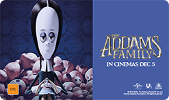 The Addams Family - Wednesday eGift Card