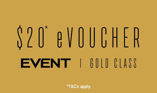 Gold Class Movie Saver eVoucher