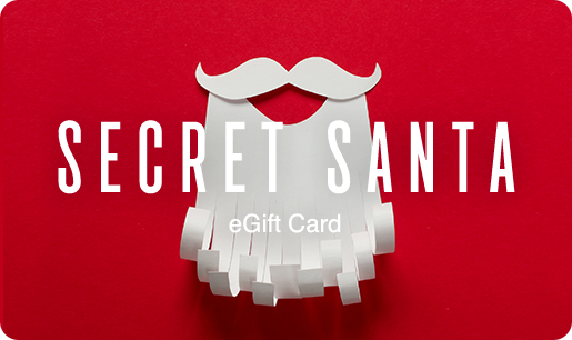 Event Secret Santa eGift Card
