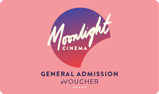 Moonlight Cinema Perth Gift eVoucher