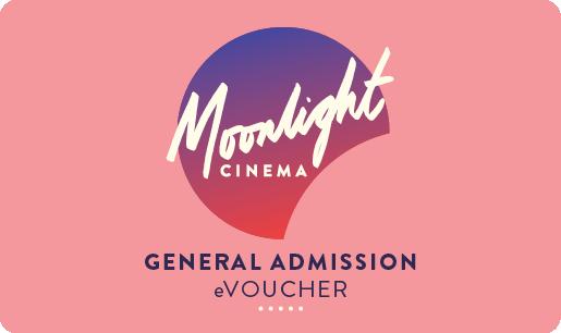 Moonlight Cinema Melbourne Gift eVoucher
