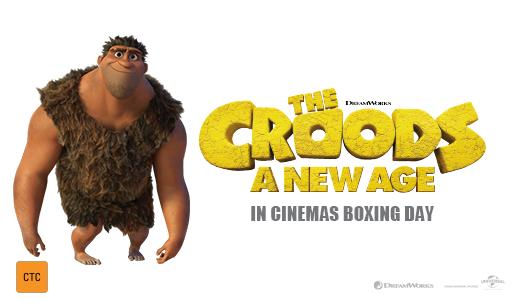 The Croods - Grug eGift Card