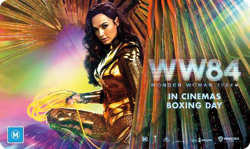 Wonder Woman 1984 eGift Card
