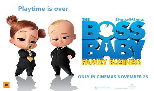 Boss Baby eGift Card