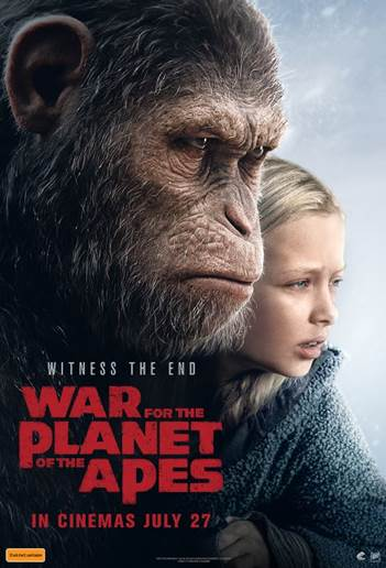 War Of The Planet Of The Apes 3