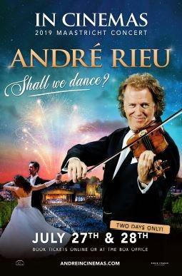 André Rieu's 2019 Maastricht Concert - Shall We Dance