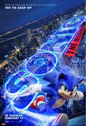 Sonic The Hedgehog Event Cinemas