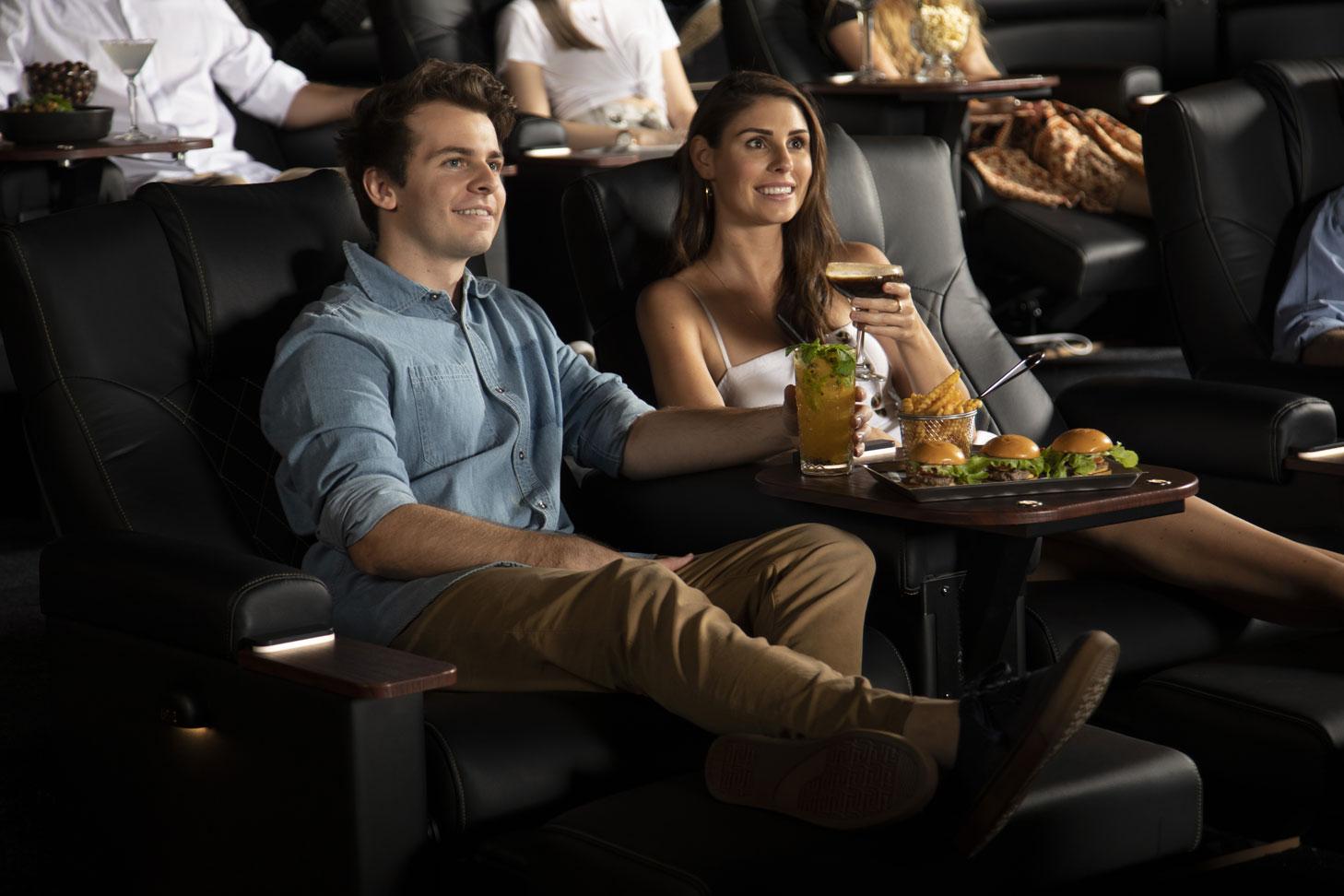 Gold Class Event Cinemas
